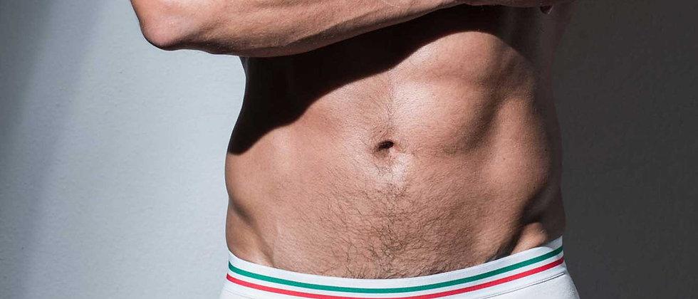 Slip Blanc Maniere Italiane