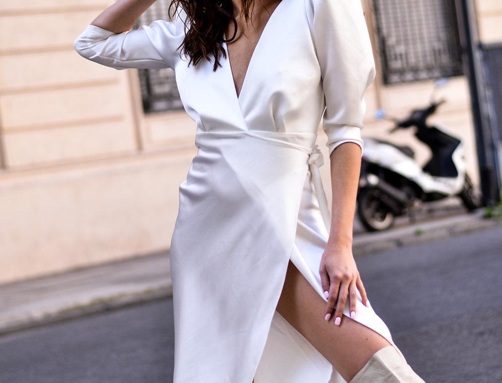 Vestido novia Zar