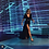Thumbnail: Vestido Gaia negro