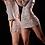 Thumbnail: Dress Aleka un hombro