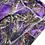 Thumbnail: Violet Forest Icecap Leggings Textured