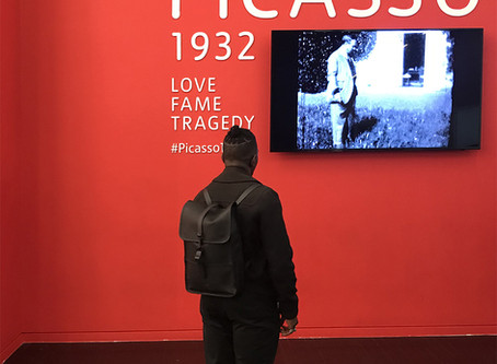 PICASSO 1932 – LOVE, FAME, TRAGEDY @ Tate Modern
