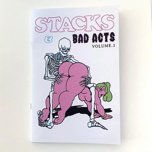 STACKS & BAD ACTS vol.1