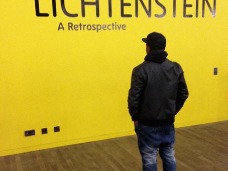 Lichtenstein : A Retrospective @ Tate