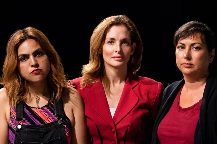 Sabrena No'mani, Justine Brandy, Jasmine Curry
