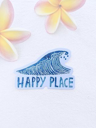 Sticker - Happy Place