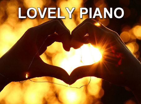 Lovely Piano (Royalty Free Music)