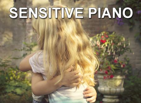 Sensitive Piano (Royalty Free Music)