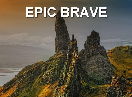 Epic Brave (Royalty Free Music)