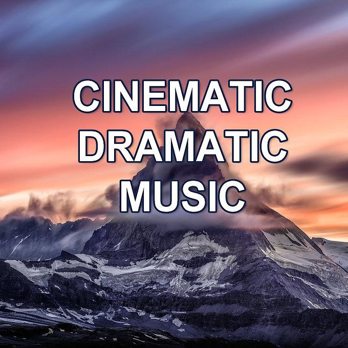 Cinematic dramatic music