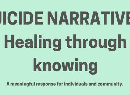 SUICIDE Narratives