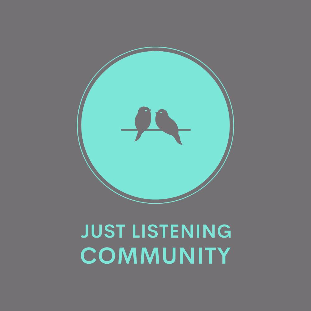 Just Listening Volunteer training