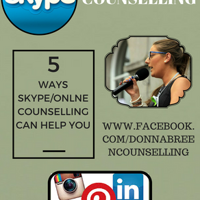 5 ways Online Counselling can help you.