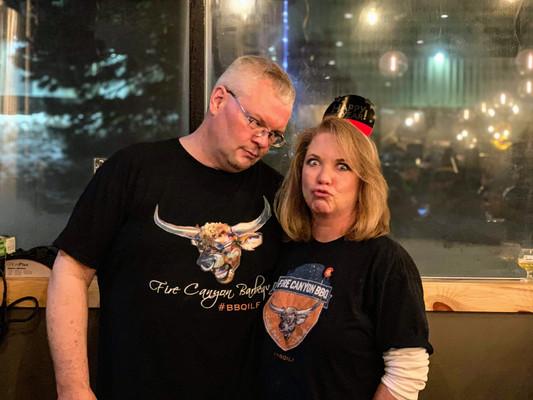 Owners, Darren & Bridget Shafer