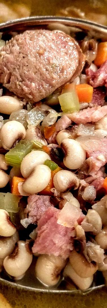 Black Eyed  Pea Stew