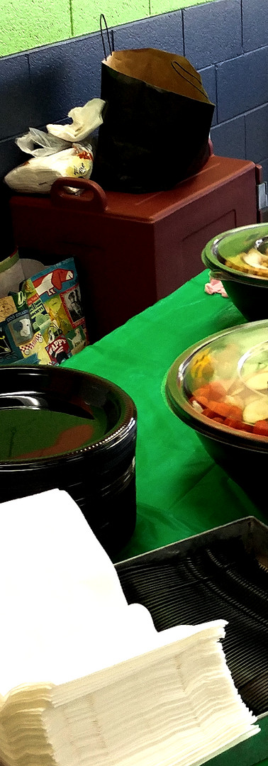 Small School Catering Event