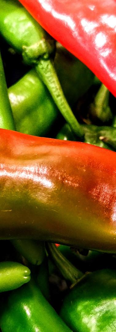 Med-Hot (Big Jim) Hatch Green Chiles