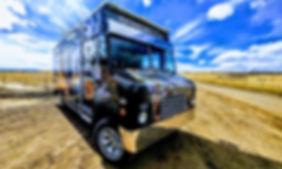 Badass, Food Truck, BBQ
