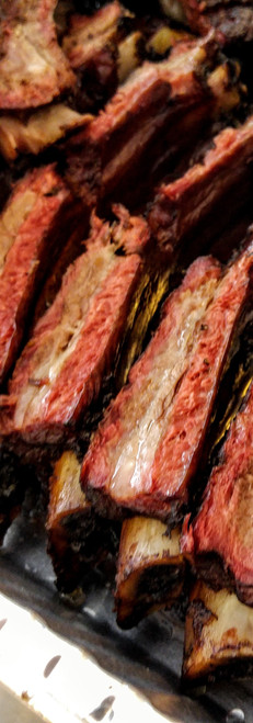 Beef Back Ribs for Days