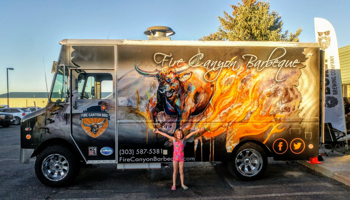 FCB Food Truck, Badass