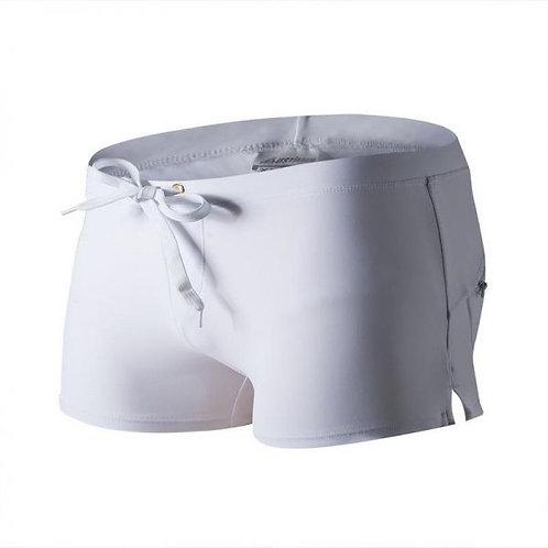 MALE WHITE SHORTS