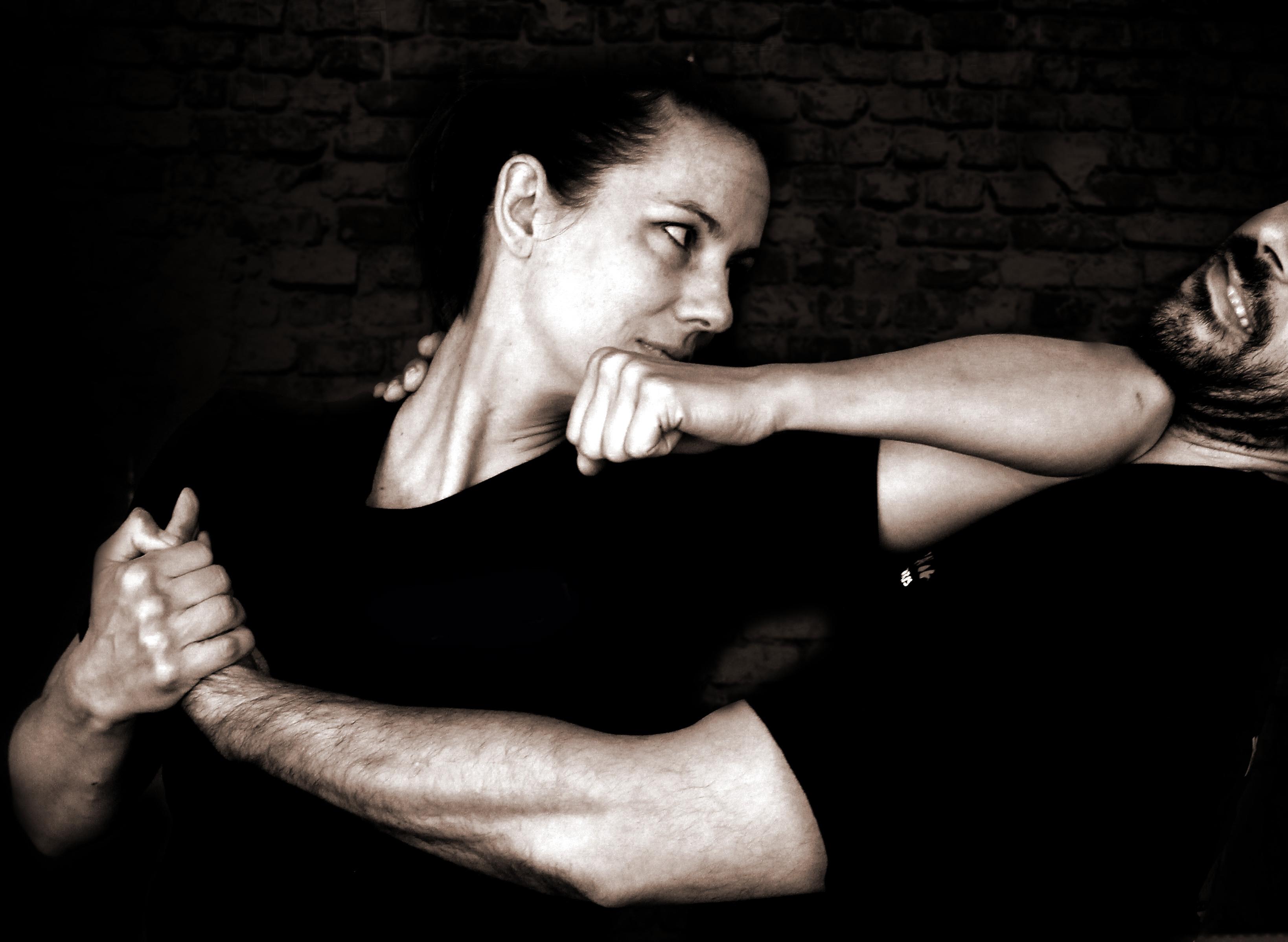 Self-Defense Workshop w/ Emily Webb