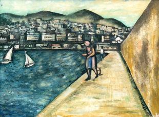 Parcours autour de l'art moderne algérien : l'appel du Môle d'Alger