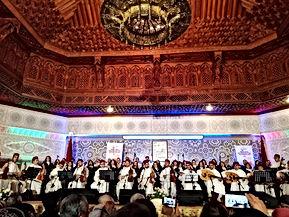 Bal(l)ade musicale à Fès autour de la musique arabo-andalouse