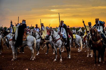 Les Fantasias du Maghreb