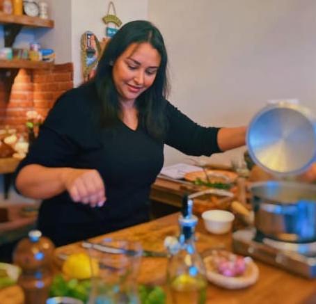 Maghreb Experience : Les recettes marocaines d'antan avec Amal El Madade.