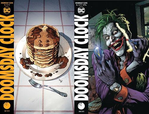 Doom Keeps on Tickin, Tickin, Tickin… A Doomsday Clock Double Review