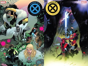 Fight for the Future: Powers of X issues 2 & 3 Double Review