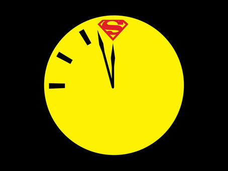 It's Doomsday Clock. Do you know where your children are?