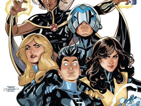 The Uncanny Case of Franklin Richards: X-Men Fantastic Four #1 Review