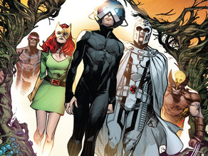 Rise of the Mutants: House of X #1 Review