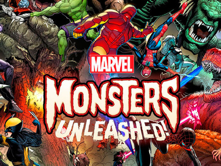 Monsters, Monsters Everywhere...