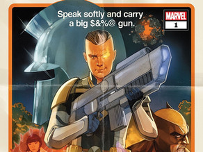The Young Adventures of Nathan Christopher Charles Summers Dayspring Askani'son: Cable #1 Review