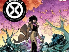 Only the Beginning: Powers of X #6 Review