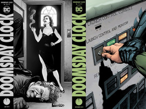 Two Issues to Midnight: A Doomsday Clock #10 & #11 Review