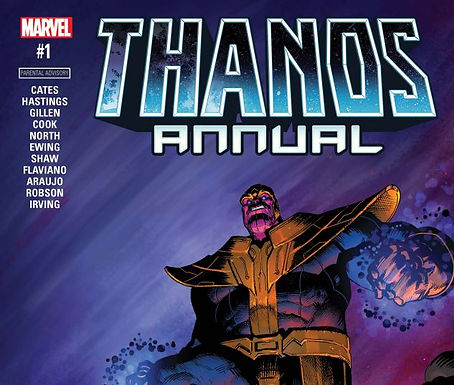 Mad Props for the Mad Titan!