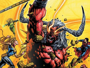 Army of the Anti-Living - DCeased: Dead Planet #6 Review