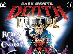 Anti-Crisis on Infinite Doctor Batmen: Dark Nights Death Metal #1