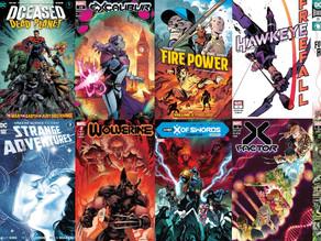 Joe's Favorite Comics of 2020