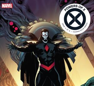 A New Nation: Powers of X #5 Review