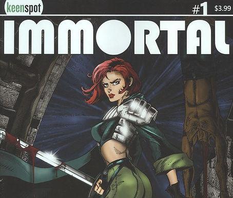 Indie Comics Corner: Immortal
