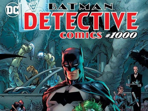 Happy Birthday Batman!!! Detective Comics #1000 Review
