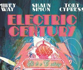Mikey Way & the Amazing Technicolor Dream Trip: Electric Century Review
