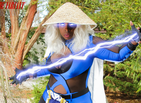 PRESS RELEASE: 29 Days of Cosplay Spotlights For Black History Month
