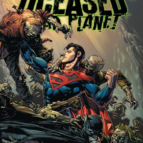 Heist of the Anti-Living - DCeased: Dead Planet #5 Review