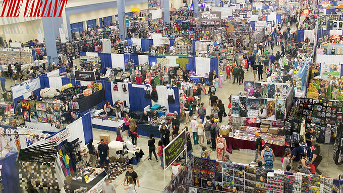 Conventions and Cosplay: An Editorial.